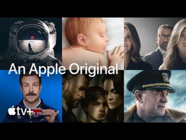 An Apple Original | Apple TV+