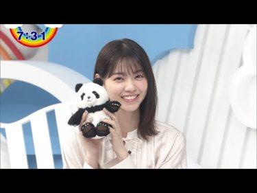 元乃木坂46 西野七瀬 ZIP! スッキリ!! バゲット ヒルナンデス! 2020-12-10