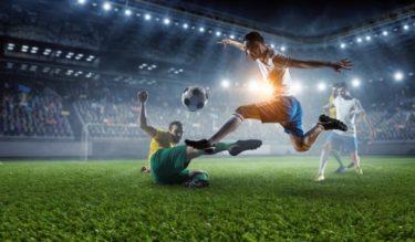 サッカーって10分ごとにボール一個増やしたらおもしろそうじゃね?