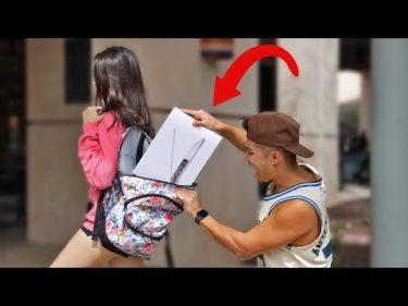 Sneaking Macbooks Into Backpacks