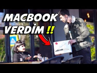 İHTİYAÇ SAHİBİ ÖĞRENCİLERE MACBOOK DAĞITMAK !!