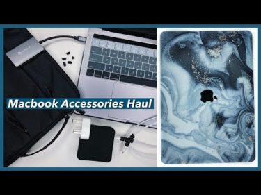 MACBOOK ACCESSORIES HAUL 2020 l SHOPEE (Laptop stand, Macbook case, Laptop bag, Keyboard cover)