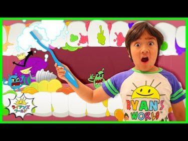 ライアンズワールドアニメ!みんなで虫歯をやっつけろ!